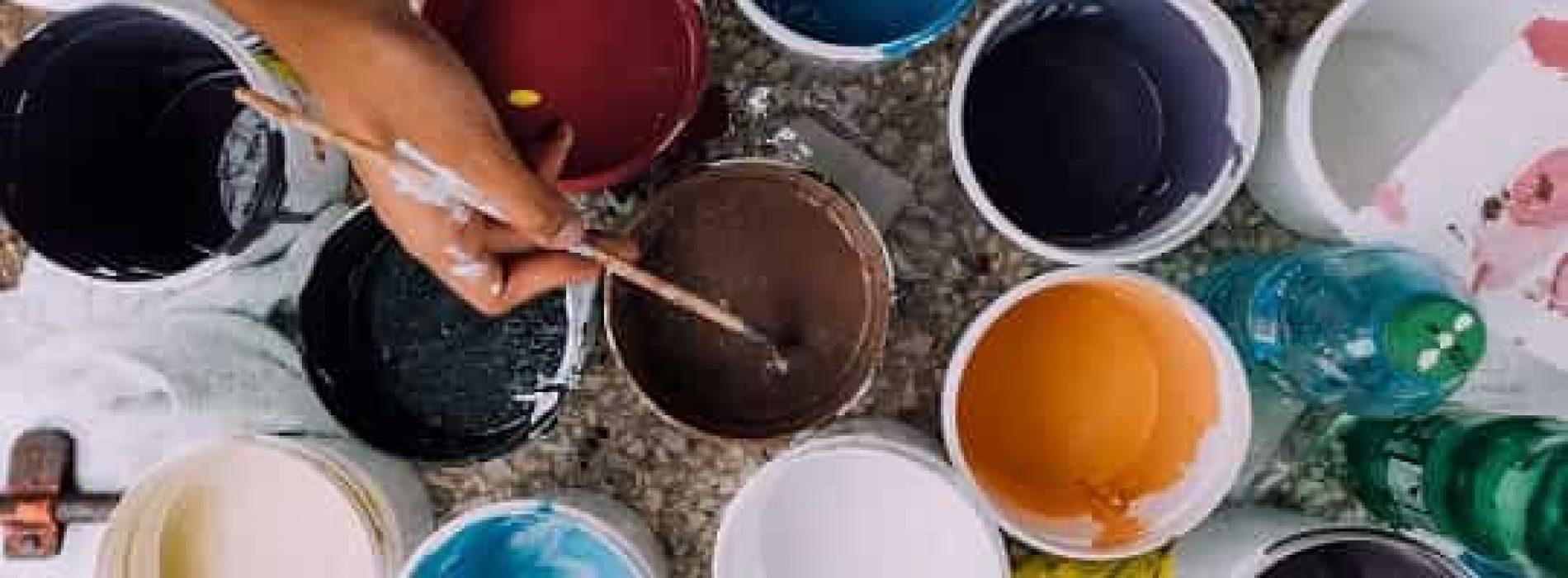 Innendørs maling – hvilke typer finnes?