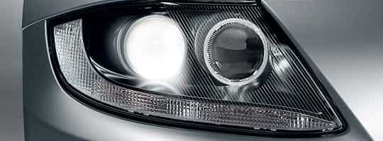 Bil lys - Lyspærer, xenonlys