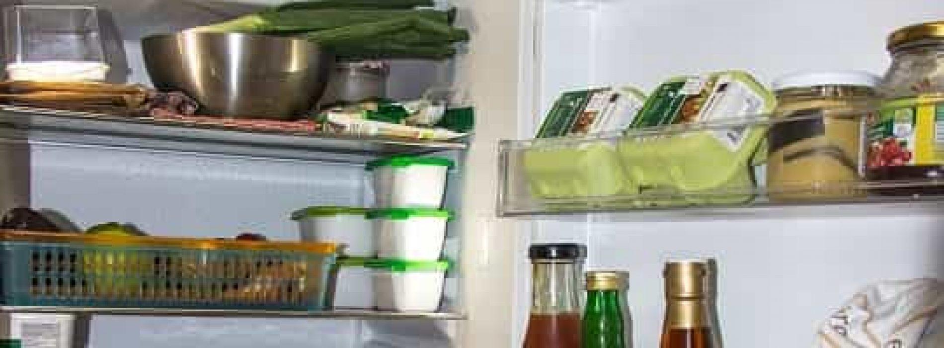 Slik oppbevarer du mat i kjøleskapet
