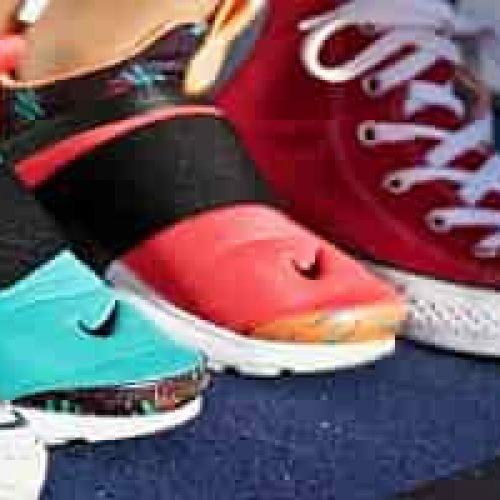 Slik velger du rett sko