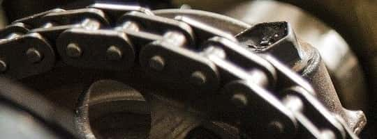 Hvilke biler / motorer har registerkjede?